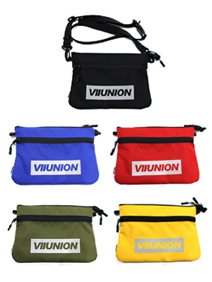 7UNION(セブンユニオン)/ 7U BOX REFLECTOR SACOCHE BAG