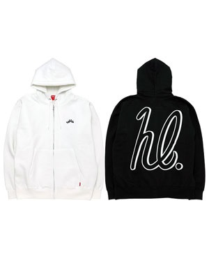 High Life(ハイライフ)/ HL CUTTING ZIP PARKA