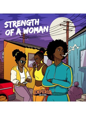 【CD】EMPEROR -STRENGTH OF A WOMAN-