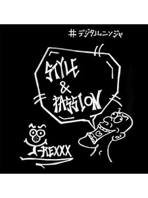【CD】STYLE&PASSION -J-REXXX-