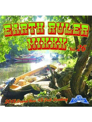 【CD】EARTH RULER MIXXX vol.26 -mixed by ACURA from FUJIYAMA-