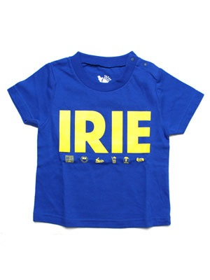 IRIE by irielife(アイリーバイアイリーライフ)/ IRIE MULTI LOGO KIDS TEE