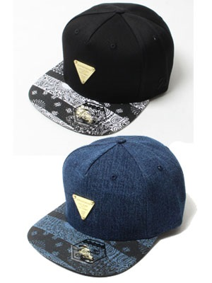 7UNION(セブンユニオン)/ BANDANA THIRD EYE CAP -2.COLOR-