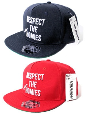 7UNION(セブンユニオン)/ RESPECT THE HOMIES CAP