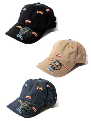 7UNION(セブンユニオン)/ THE SURF CAMP CAP