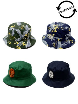 7UNION(セブンユニオン)/ HAWAIIAN REVERSIBLE HAT