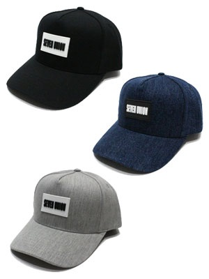 7UNION(セブンユニオン)/ ICON PATCH COTTON CAP