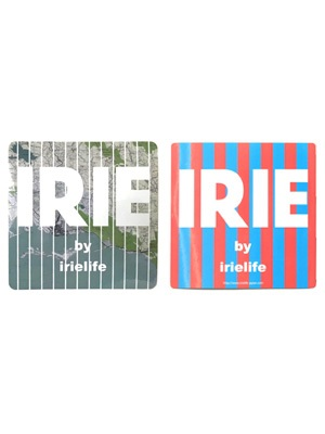 IRIE by irielife(アイリーバイアイリーライフ)/ IRIE WATER PROOF STICKER