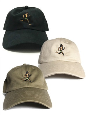 IRIE by irielife(アイリーバイアイリーライフ)/ COUNTRY MAN BALL CAP -3.COLOR-