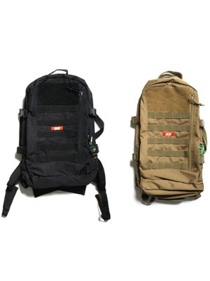 IRIE by irielife(アイリーバイアイリーライフ)/ IRIE ARMY BACK PACK