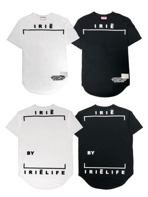IRIE by irielife(アイリーバイアイリーライフ)/ IRIE ROUND LONG TEE