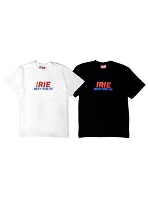 IRIE by irielife(アイリーバイアイリーライフ)/ IRIE MARKET TEE -2.COLOR-