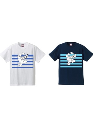 IRIE by irielife(アイリーバイアイリーライフ)/ BORDER TEE (DONALD DUCK)