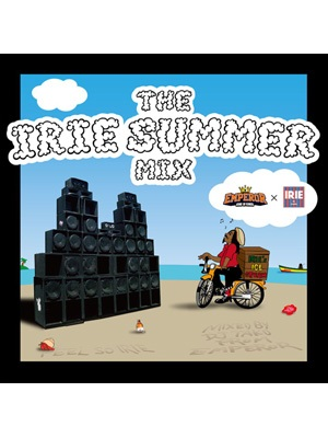 【CD】THE IRIE SUMMER MIX -mix by DJ TAKU from EMPEROR-