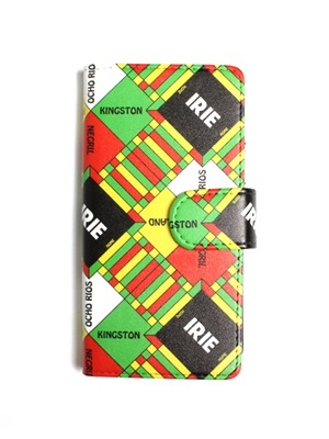 IRIE by irielife(アイリーバイアイリーライフ)/ IRIE SMART PHONE CASE -MULTI-