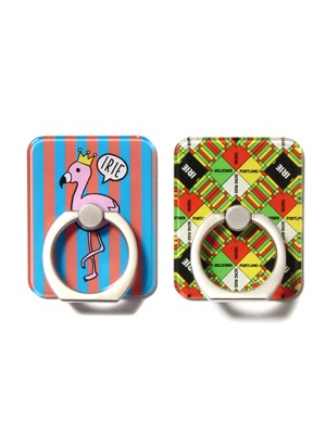 IRIE by irielife(アイリーバイアイリーライフ)/ IRIE SMART PHONE RING -2.COLOR-