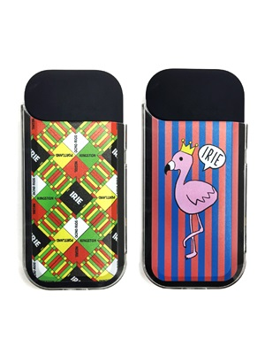 IRIE by irielife(アイリーバイアイリーライフ)/ IRIE IQOS CASE -2.COLOR-