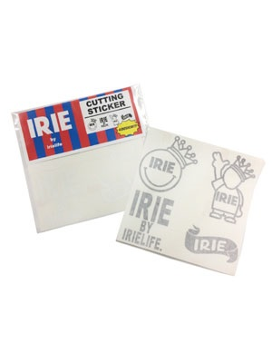 IRIE by irielife(アイリーバイアイリーライフ)/ IRIE CUTTING STICKER SET -2.COLOR-