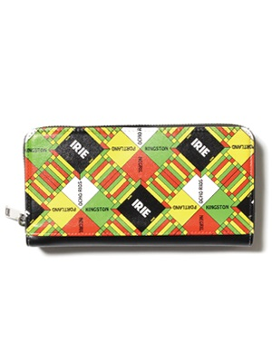 IRIE by irielife(アイリーバイアイリーライフ)/ IRIE GAME LONG WALLET -MULTI-