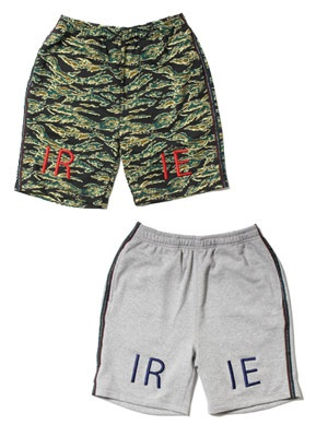 IRIE by irielife(アイリーバイアイリーライフ)/ IRIE TAPING SWEAT SHORTS