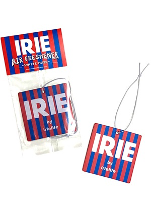 IRIE by irielife(アイリーバイアイリーライフ)/ IRIE LOGO AIR FRESHNER