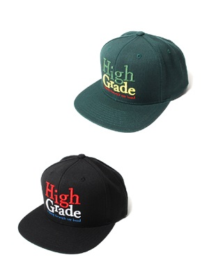 IRIE by irielife(アイリーバイアイリーライフ)/ HIGH GRADE SNAP BACK CAP