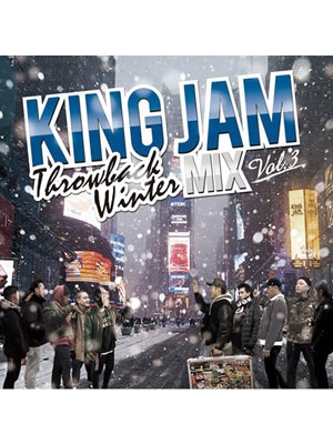 【CD】KING JAM THROWBACK WINTER MIX VOL.3 -mixed by KING JAM-