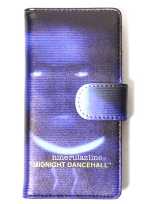 NINE RULAZ(ナインルーラーズ)/ MIDNIGHT iPHONE CASE