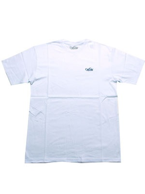 OutDeh(アウトデヤ)/ SMALL LOGO T-SHIRT -WHITE-