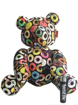 SPECIAL 1(スペシャルワン)/ JAM BERAS TEDDY BEAR V/L -BLACK-