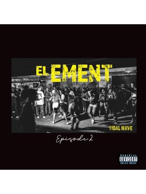 【CD】EL EMENT MIX Episode 2 -TIDAL WAVE-
