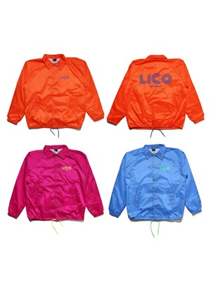 LICO by.Tome2H(リコ バイ トミトエイチ)/ COACH'S JACKET -Lady's-