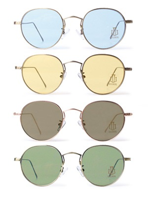 LUCHINI(ルチニ)/ SUNGLASS -BACCHUS- -4.COLOR-