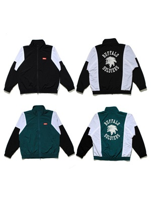 MURAL(ミューラル)/ BS SWITCH TRACK JACKET