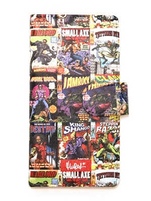 MURAL(ミューラル)/ COMICS iPhone CASE