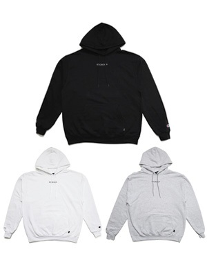 SCREP(スクレップ)/ EMBROIDERY HOODY -BASIC-