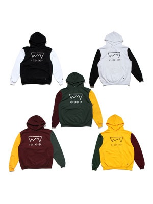 SCREP(スクレップ)/ GRAPPLE REMAKE HOODY