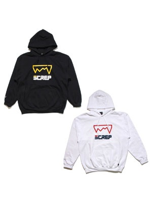 SCREP(スクレップ)/ SCREP MANIA HOODY