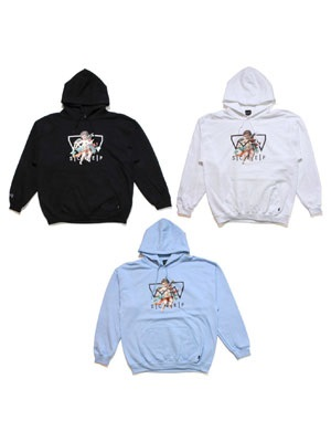 SCREP(スクレップ)/ ANGEL GRAPPLE HOODY