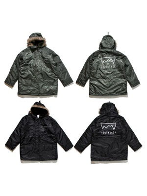 SCREP(スクレップ)/ GRAPPLE N-3B JACKET