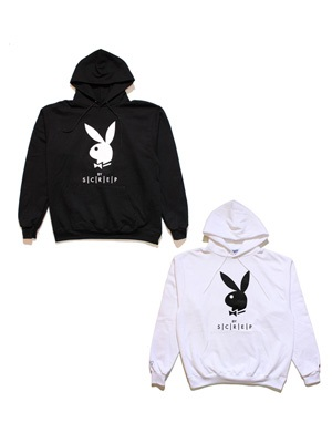SCREP(スクレップ)/ GRAPPLE RABIT HOODY