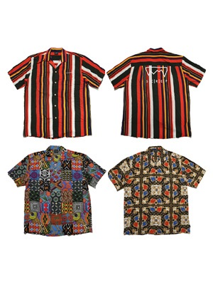 SCREP(スクレップ)/ GRAPPLE ALOHA SHIRT