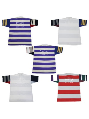 SCREP(スクレップ)/ MULTI RUGBY S/S SHIRT -M size-
