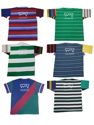 SCREP(スクレップ)/ MULTI RUGBY S/S SHIRT -XL size-