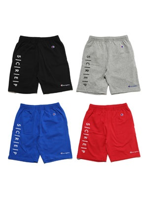 SCREP(スクレップ)/ S|C|R|E|P SWEAT SHORTS