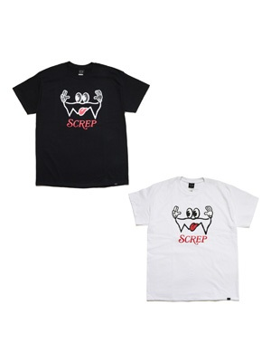 SCREP(スクレップ)/ SCREP BOY T-SHIRT
