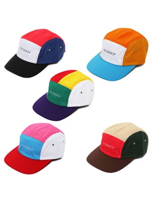 SCREP(スクレップ)/ MULTI COLOR CAP