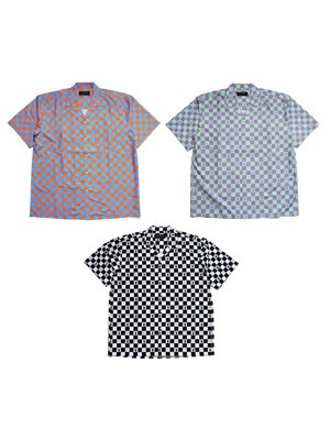 SCREP(スクレップ)/ CHECKER BUNNY SHIRT