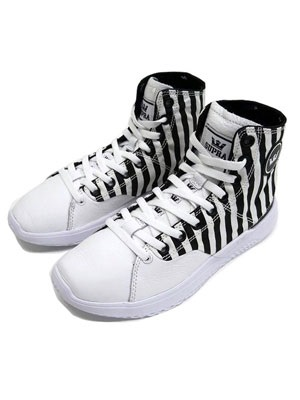 SUPRA(スープラ)/ SATIK -WHITE STRIPE-