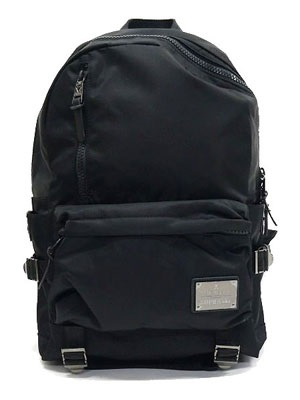 SUPRA(スープラ)/ ×MAKAVELIC BACKPACK -BLACK-